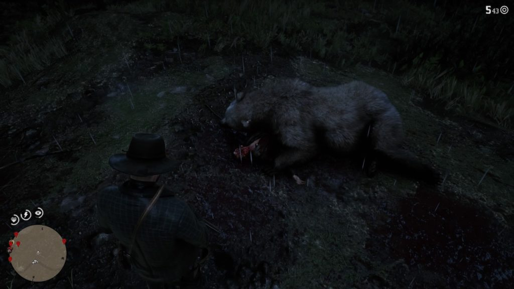 red dead redemption 2 dead hunter