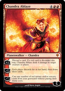 Magic the Gathering Red
