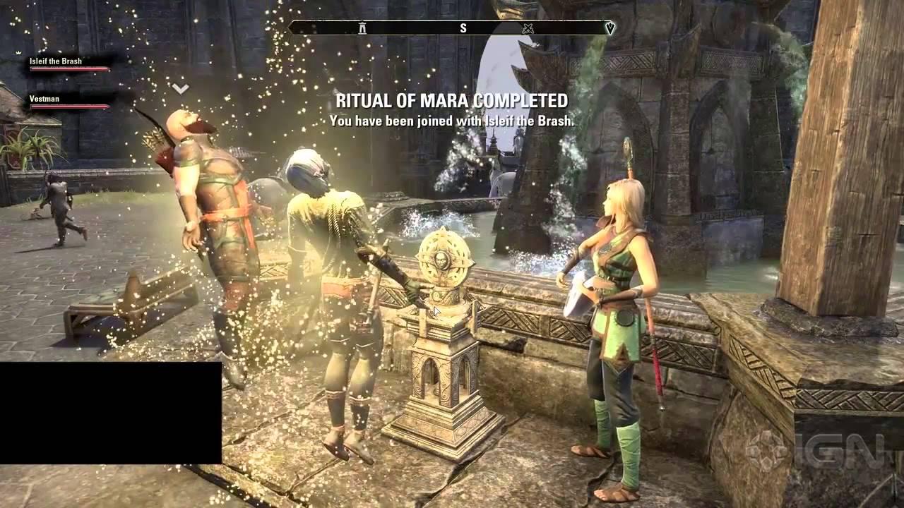 Elder Scrolls: Online