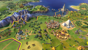 Here's what's new in Civilization VI: Gathering Storm