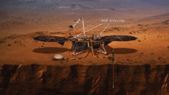 NASA's new InSight lander explores Mars