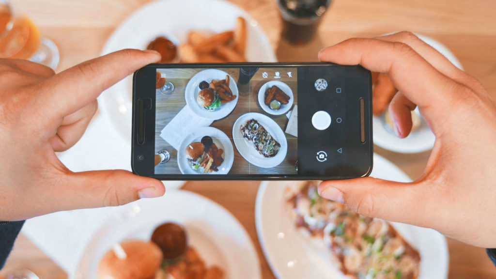 Instagram now taught in culinary schools