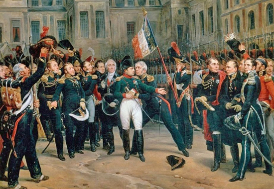 Napoleon's talents were more than military