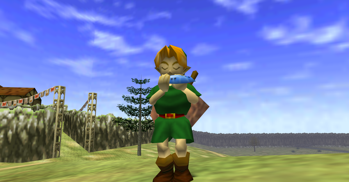 The Legend of Zelda: Ocarina of Time turns 20  Here's how it