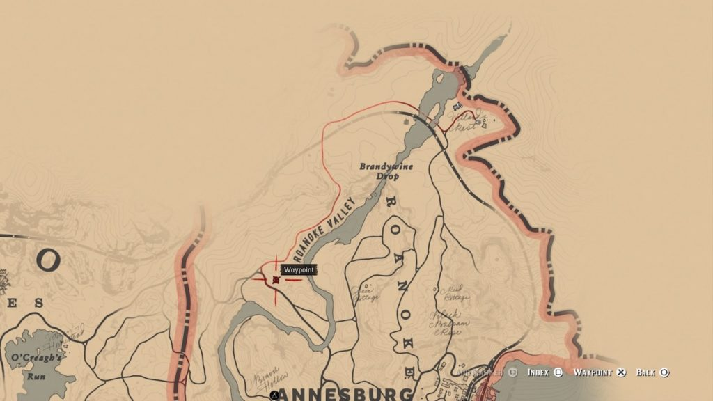 red dead redemption 2 viking map