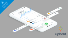 The Uphold app: a world of money in your hand