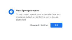 Google offers new feature to protect your text messages