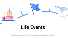 New Facebook update brings a new way to mark your life's most important events