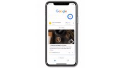 iPhone users finally get a great Google app