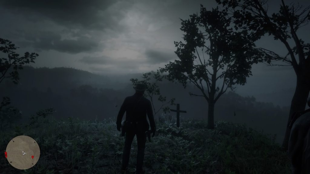 red dead redemption 2 susan grave