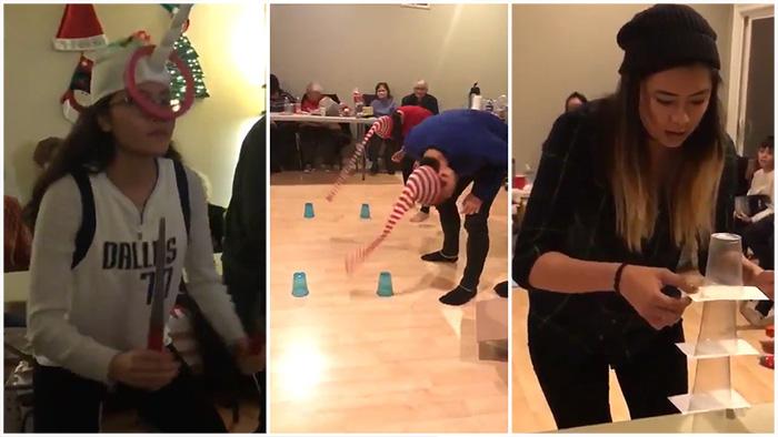family christmas games
