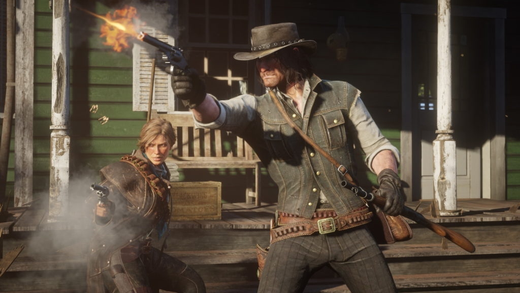 red dead redemption 2 post game