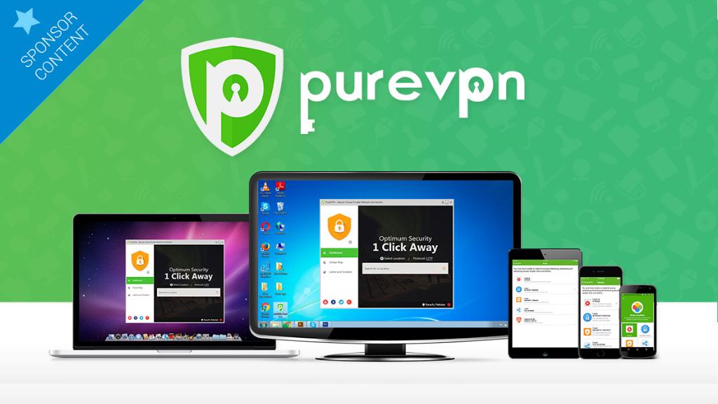 PureVPN offers blockbuster deal for internet safety
