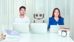 How to succeed with a robot coworker
