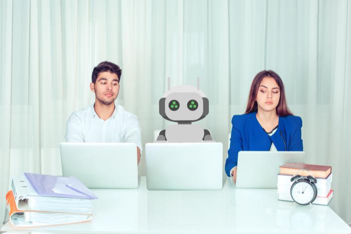 robot coworker
