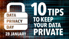 10 tips to keep your data private