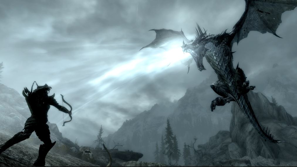 Nord vs frost dragon