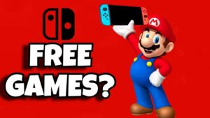 How to get Nintendo Switch games for free