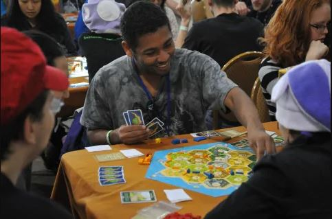 board games and card games are making a big comeback