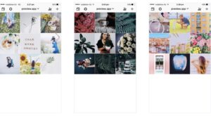 limit colors in your Instagram feed
