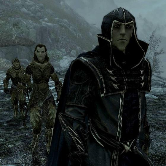 A Thalmor patrol