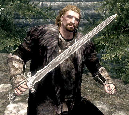 Ulfric leads the Nords of Skyrim
