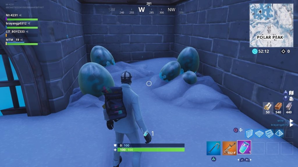 fortnite dragon eggs - easter eggs in fortnite