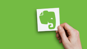 How to save a web page to Evernote