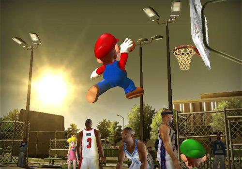 Mario NBA