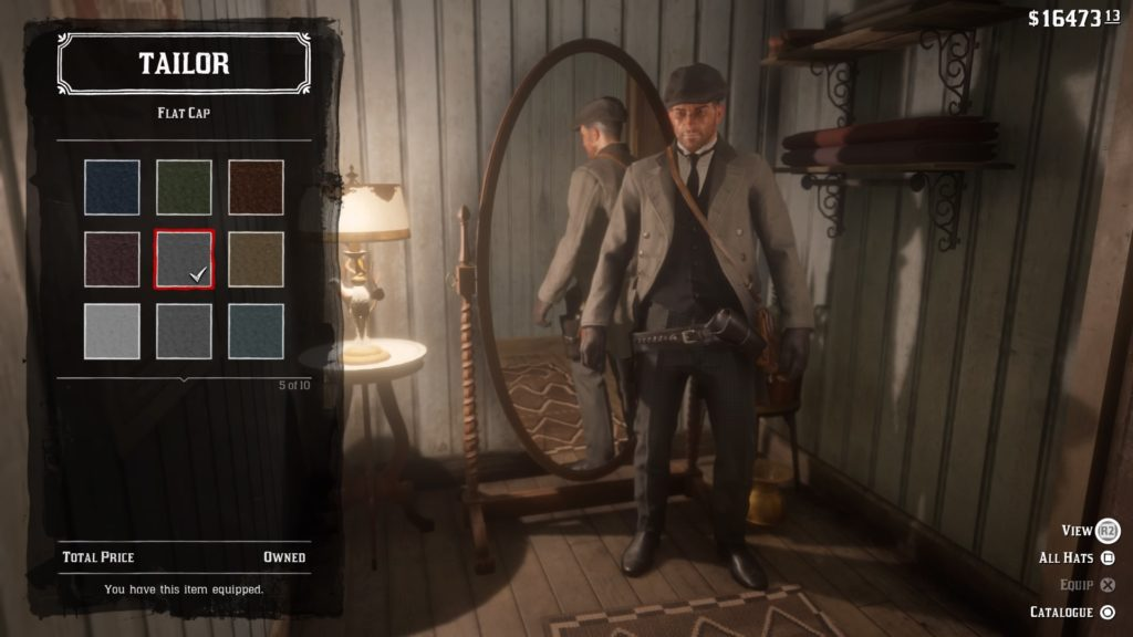 red dead 2 peaky blinders