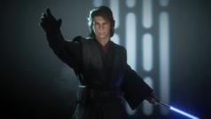 Anakin enters EA Star Wars Battlefront 2