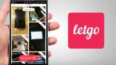 How to use LetGo to sell or buy used stuff
