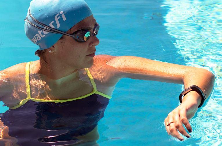 Fitbit is waterproof