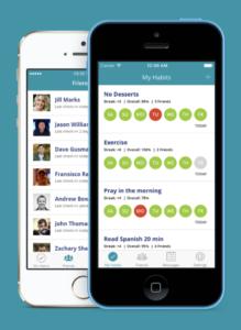 Habitshare social app