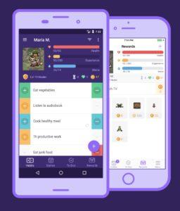 Habitica app