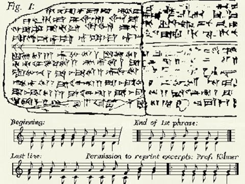 Ugarit translated from Hurrian Hymn 6