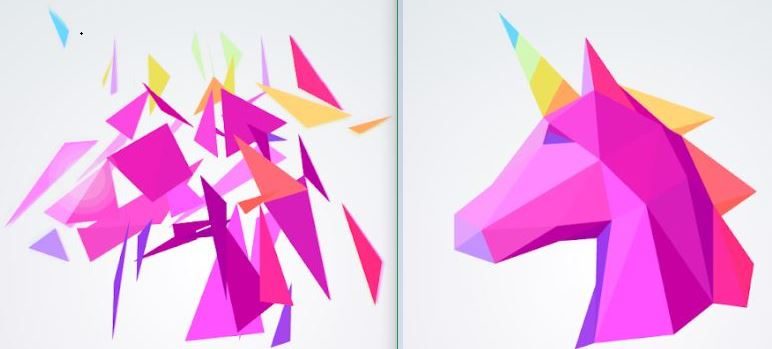 Polysphere unicorn puzzle
