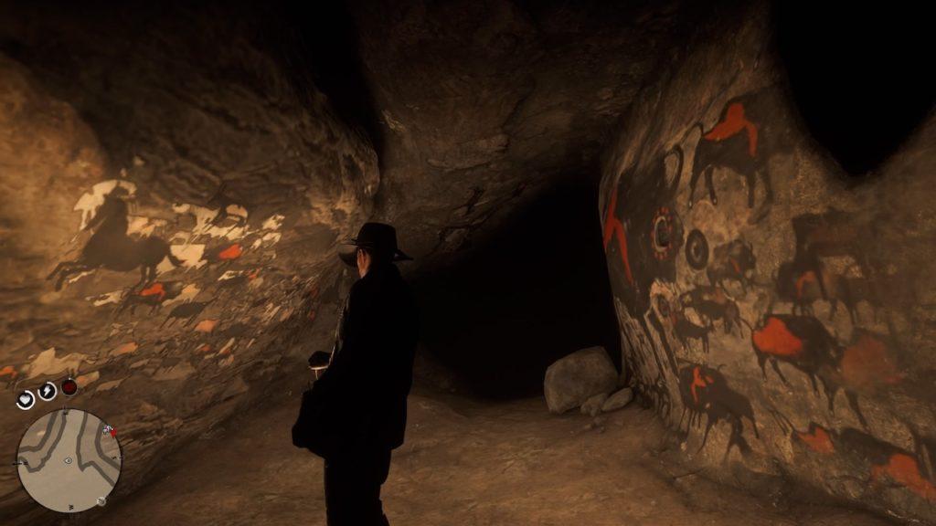 red dead redemption 2 dreamcatcher location guide ancient arrowhead