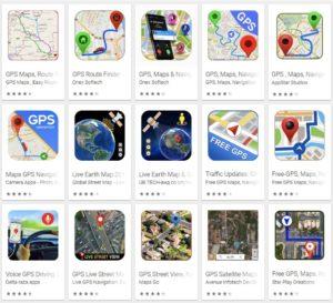 fake google map fraud