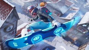 Driftboard comes to Fortnite