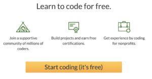 free coding courses