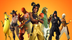 Fortnite Season 8: All Battle Pass Skins