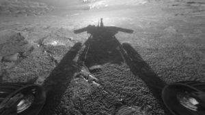 NASA's heartbreaking final words to the Mars rover Opportunity