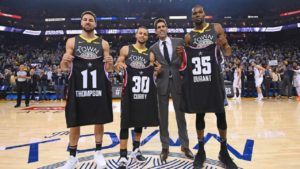App-controlled NBA jersey can change name and number