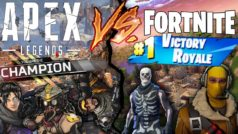 Is Apex Legends better than Fortnite?