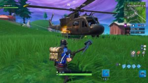 Fortnite: Where to spot the mystery helicopter