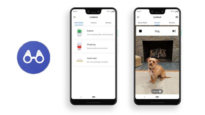 Google releases Lookout, a useful new app for the visually impaired