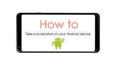 How to screenshot on Android