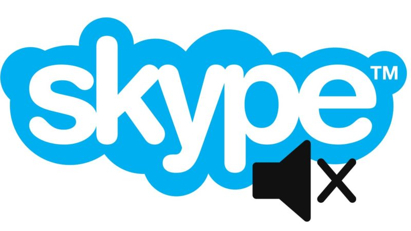Skype lets you mute the people trying to talk to you