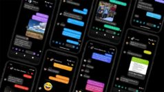 Facebook Messenger jumps on the Dark Mode bandwagon